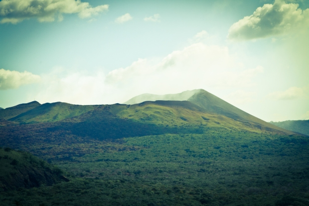 Known as the land of lakes and volcanos, Nicaragua has lagoons, volcanos and lakes of all sizes.